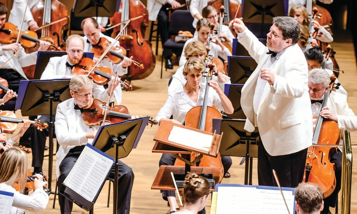 "Minnesota Orchestra - Orchestra Hall: Minnesota Orchestra's ""Strauss: The Waltz King"" at Orchestra Hall on July 24 or 26 (Up to 64% Off)"