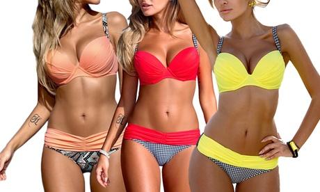 Bikini Valeria con efecto push up