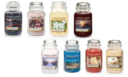 4 candele profumate Yankee Candle