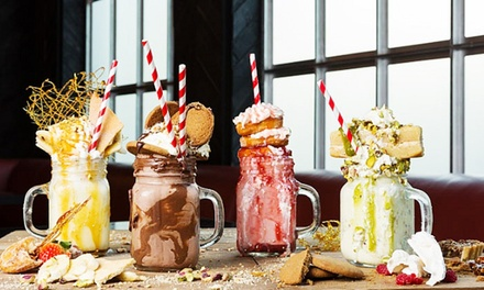 Choice of Two Freakshakes at Old Dave's Gourmet Burger Co. (38% Off)