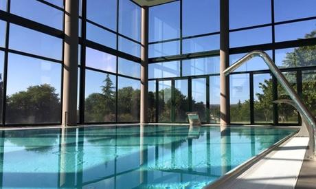 2, 4 o 6 accesos al circuito termal para hasta 6 personas desde 14,95 € en Fervenza, Hotel Vía Argentum 4* Oferta en Groupon