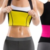 Women's Thermal Slim Cami with Hot Pink Waist Trainer