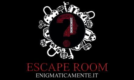 Escape Room Il Grande Attacco da 60 minuti da 2 a 6 persone con Enigmaticamente.it, a Moncalieri