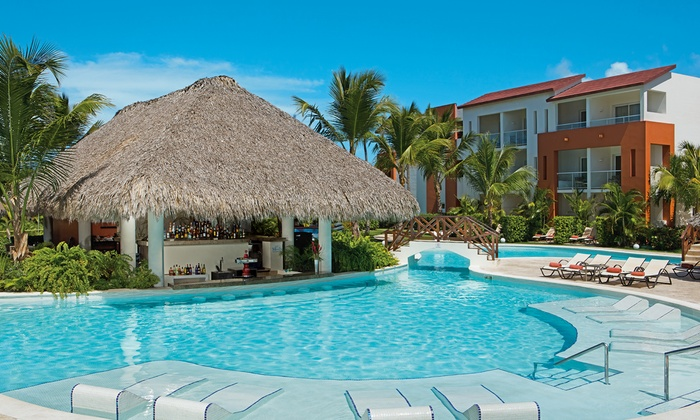 4 5 6 Or 7 Night All Inclusive Now Garden Punta Cana Stay With Nonstop Air From Vacation
