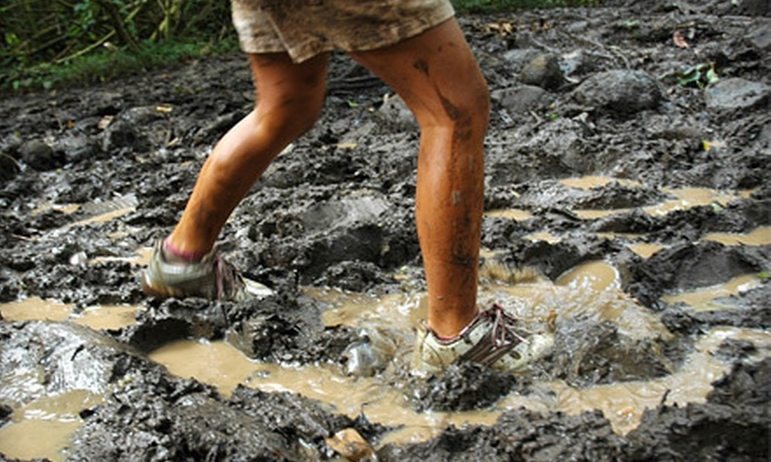 Mud Challenger - Conroe: $39 for Entry for One to the Mud Challenger Run on Saturday, August 17 ($99 Value)