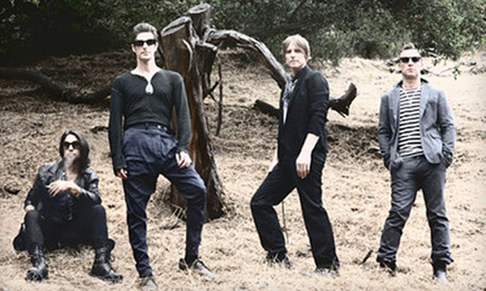 Jane's Addiction - Downtown: $29 for Jane's Addiction Concert at Bayou Music Center on May 9 at 8:30 p.m. (Up to $57.08 Value)