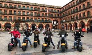 Scooter Urban: Alquiler de scooters para 2 o 4 de 30, 60, 90 o 150 minutos en Córdoba desde 16,95 € en Scooter Urban