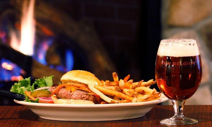 Fireside Bar & Restaurant - Rosemount: Casual Food at Fireside Bar & Restaurant (Up to  33% Off). Four Options Available.