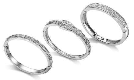 Bracelets Zircondia