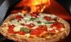 ⏰ Pizza a scelta, dolce e vino