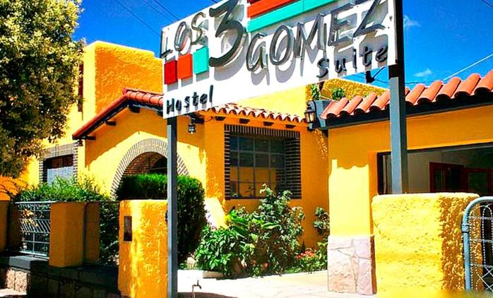 Capilla del Monte: desde $499 por 2, 3 o 4 noches para dos en Los Tres Gomez Suite