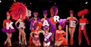 """Kabaret Champagne Music Hall: Après-midi ou soirée Music Hall """"Paradikt à la folie avec champagne et dessert pour 2 personnes dès 49 € au Kabaret le K"""