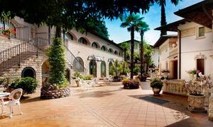 Ristorante e Spa Villa Montefiori: Cena gourmet da 4 portate con vino e ingresso Spa per 2 persone al Ristorante e Spa Villa Montefiori (sconto fino a 58%)