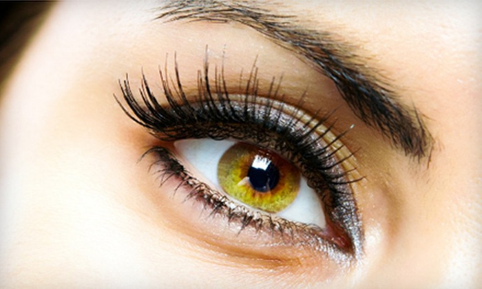 BC's Salon - Tower District: Full Eyelash Extensions with Optional Two-Week Touchup at BC's Salon (Up to 65% Off)