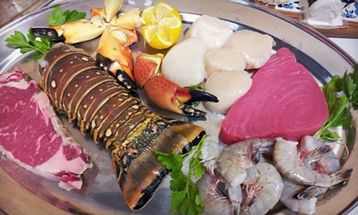 The Gourmet Grouper - San Pablo: $15 for $30 Worth of Gourmet Meats, Seafood, and Groceries at The Gourmet Grouper