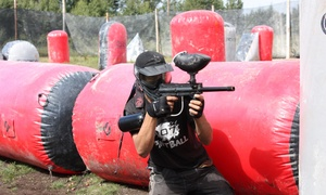 Up to 60% Off Rental Package at 907 Paintball at 907 Paintball, plus 6.0% Cash Back from Ebates.
