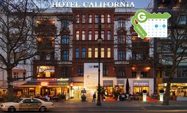 Hotel California - Berlín, Berlin | Groupon