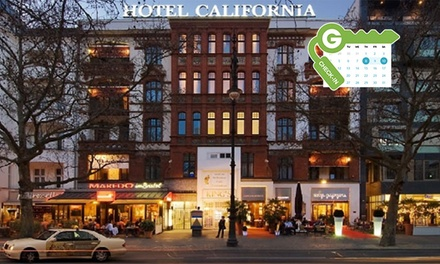 Hotel California Berlin Adresse