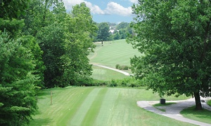 Clinton Hill Golf Course: Golf for Two or Four including Cart Rental at Clinton Hill Golf Course (Up to 53% Off)