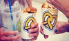 Auntie Anne's - Inside Walmart: Pretzels and Lemonade Packages at Auntie Anne's (Up To 46% Off)