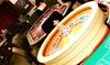 カジノテーマパーク|チップ300$+飲み放題2h