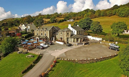 Lake District: 2 or 3 Nights for Up to Five with Breakfast, Dinner, Cake and Leisure Access at 4* Embleton Spa Hotel
