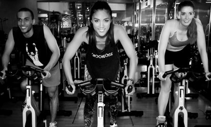 Up to Five Indoor Cycle Dance Classes at GrooveCycle (Up to 50% Off)