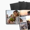 Livre photo cuir A4 ou A5 à partir de 20 pages