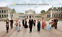 Ticket für ein Konzert des Dresdner Residenz Orchesters mit Mozart, Vivaldi, u. a.  in der Residenz München (40% sparen)