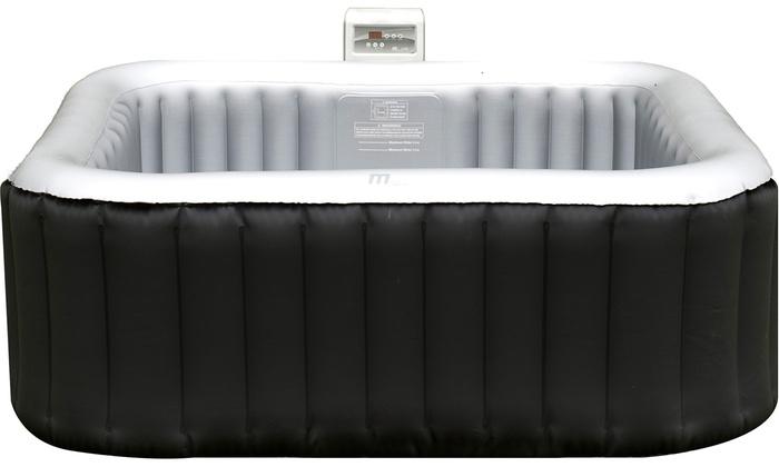 spa gonflable mspa groupon shopping. Black Bedroom Furniture Sets. Home Design Ideas