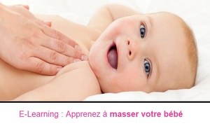 Modelage bien-être bébé en ligne