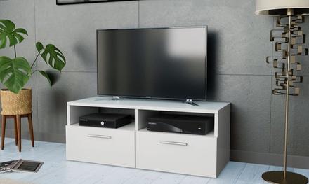 jusqu 224 48 meuble tv moderne groupon