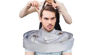 Cape de coupe de cheveux