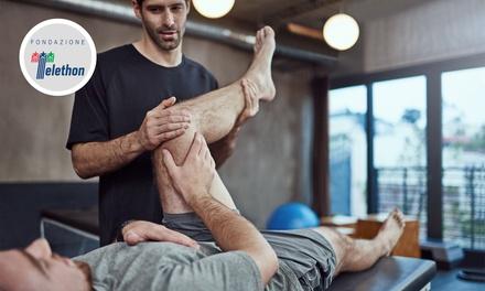 Una o 3 sedute di fisioterapia da 60 minuti al Centro Medico & Benessere (sconto fino a 78%)