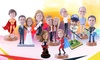 Up to 58% Off Custom Bobbleheads from Bobble For A Cause