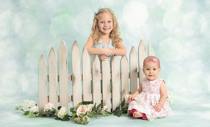 image for In-Studio Photo Shoot with Prints from Picture People (Up to 89% Off). Three Options Available.