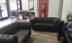 Max Barber Shop: Męskie strzyżenie z myciem i modelowaniem za 19,99 zł i więcej w Max Barber Shop w Gdyni (do -49%)