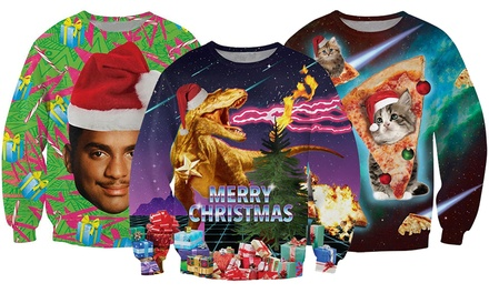 Unisex Novelty Christmas Jumpers