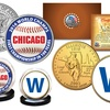 Chicago 2016 World Champions U.S. Genuine Legal Tender 2-Coin Set