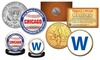 Chicago 2016 World Champions U.S. Genuine Legal Tender 2-Coin Set