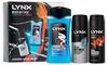 Lynx Men's Mixed Trio Gift Set