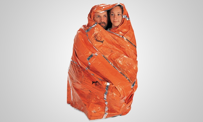 Two Pack - SOL Survival Blankets: Two Pack - SOL Survival Blankets. Free Returns.