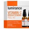 Lumirance Vitamin C Brightening Peel Kit with Bonus Beauty Oil