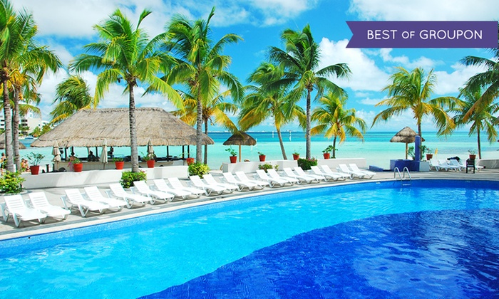 All-Inclusive Oasis Palm Stay with Airfare from Travel by Jen