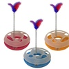 Bunty Circular Cat Toy with Feather