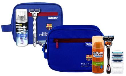 Set regalo Gillette Barcelona