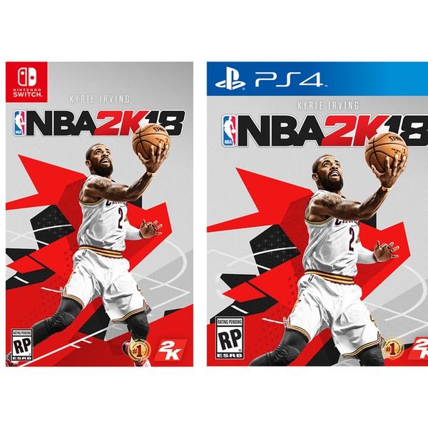 21eeeddb765a Pre-Order  NBA 2K18 Early Tip-Off Edition on PlayStation 4
