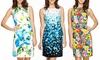 Chetta B Floral Sheath Dresses: Chetta B Floral Sleeveless Sheath Dresses | Brought to You by ideel