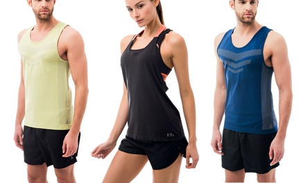 Aim High Women's or Men's Tank Top from £13.99