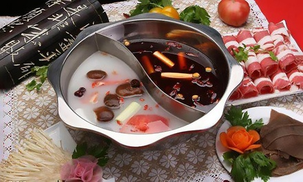 38% Off at Sichuan Hot Pot & Asian Cuisine